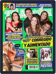 Tvynovelas (Digital) Subscription January 8th, 2013 Issue