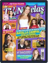 Tvynovelas (Digital) Subscription April 1st, 2013 Issue