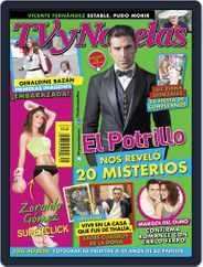 Tvynovelas (Digital) Subscription September 2nd, 2013 Issue
