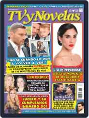 Tvynovelas (Digital) Subscription August 30th, 2019 Issue