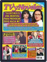 Tvynovelas (Digital) Subscription September 16th, 2019 Issue