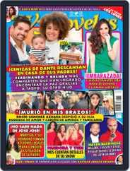 Tvynovelas (Digital) Subscription September 30th, 2019 Issue