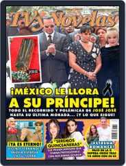 Tvynovelas (Digital) Subscription October 16th, 2019 Issue