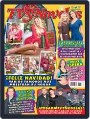 Tvynovelas (Digital) Subscription December 16th, 2019 Issue