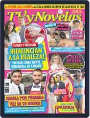 Tvynovelas (Digital) Subscription January 13th, 2020 Issue