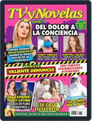 Tvynovelas (Digital) Subscription March 23rd, 2020 Issue