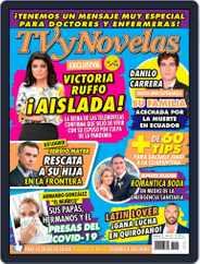 Tvynovelas (Digital) Subscription April 6th, 2020 Issue