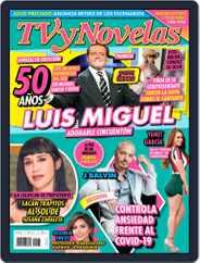 Tvynovelas (Digital) Subscription April 13th, 2020 Issue