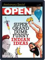 Open India (Digital) Subscription March 30th, 2012 Issue