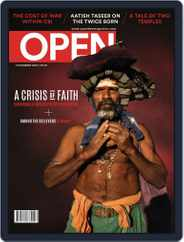 Open India (Digital) Subscription November 5th, 2018 Issue