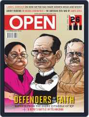 Open India (Digital) Subscription December 3rd, 2018 Issue