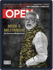 Open India (Digital) Subscription April 19th, 2019 Issue
