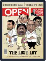 Open India (Digital) Subscription June 14th, 2019 Issue