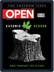 Open India (Digital) Subscription August 9th, 2019 Issue
