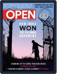 Open India (Digital) Subscription August 23rd, 2019 Issue