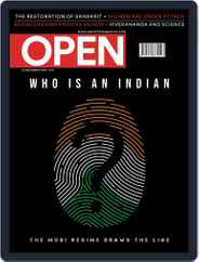 Open India (Digital) Subscription December 13th, 2019 Issue