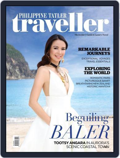 Philippine Tatler Traveller (Digital) November 19th, 2014 Issue Cover