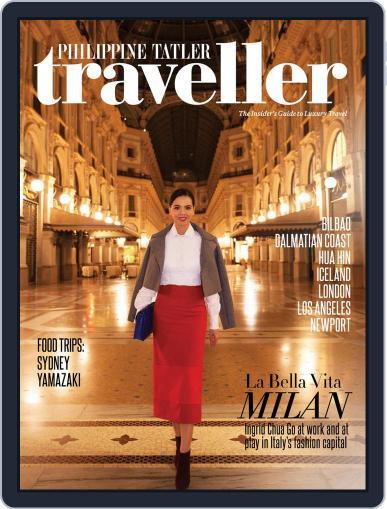 Philippine Tatler Traveller (Digital) November 30th, 2015 Issue Cover