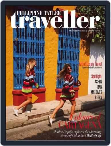 Philippine Tatler Traveller (Digital) May 20th, 2016 Issue Cover