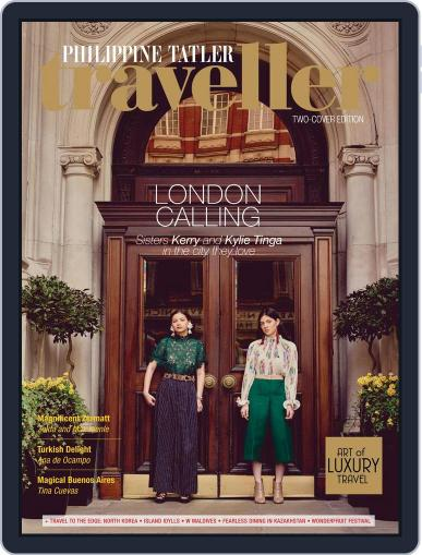 Philippine Tatler Traveller (Digital) May 11th, 2018 Issue Cover