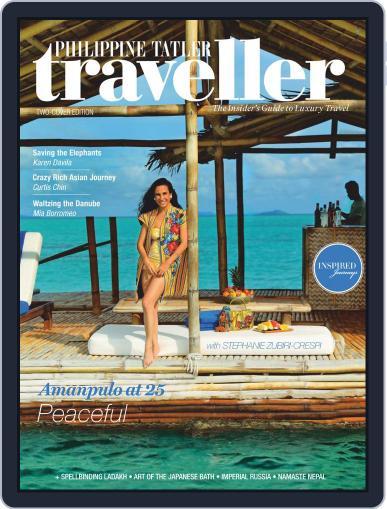 Philippine Tatler Traveller (Digital) October 5th, 2018 Issue Cover