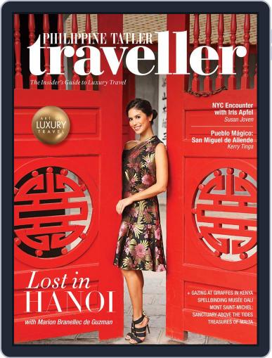 Philippine Tatler Traveller (Digital) June 11th, 2019 Issue Cover