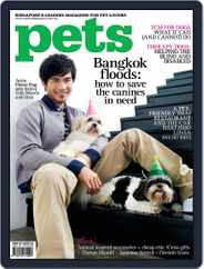 Pets Singapore (Digital) Subscription November 30th, 2011 Issue