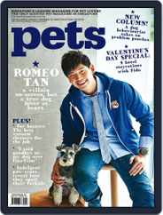 Pets Singapore (Digital) Subscription February 1st, 2015 Issue