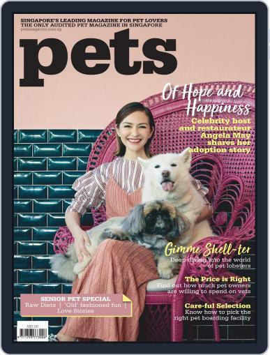 Pets Singapore March 1st, 2019 Digital Back Issue Cover