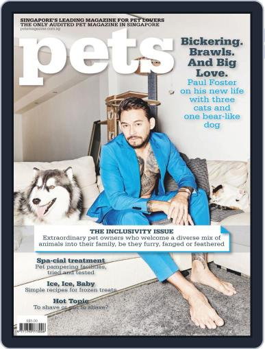 Pets Singapore June 1st, 2019 Digital Back Issue Cover