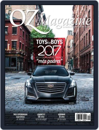 OZ June 1st, 2017 Digital Back Issue Cover