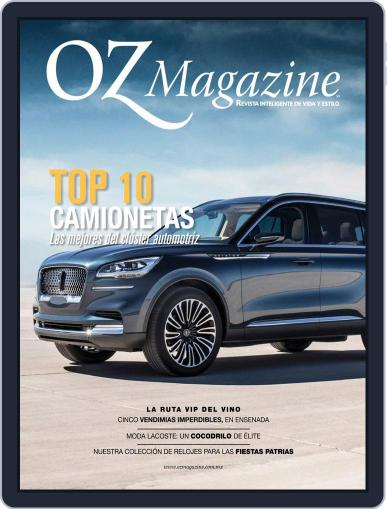 OZ August 1st, 2018 Digital Back Issue Cover