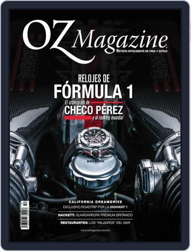 OZ October 1st, 2018 Digital Back Issue Cover