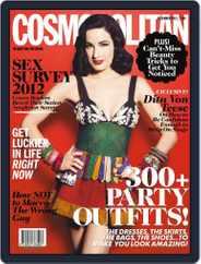 Cosmopolitan India (Digital) Subscription December 17th, 2012 Issue