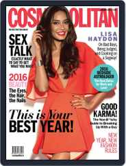 Cosmopolitan India (Digital) Subscription January 1st, 2016 Issue