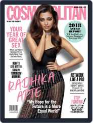 Cosmopolitan India (Digital) Subscription January 1st, 2018 Issue