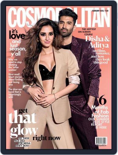Cosmopolitan India (Digital) February 1st, 2020 Issue Cover