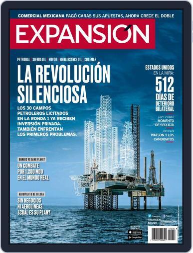 Expansión (Digital) November 1st, 2016 Issue Cover