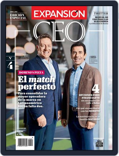 Expansión (Digital) April 1st, 2018 Issue Cover