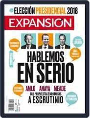 Expansión (Digital) Subscription June 1st, 2018 Issue