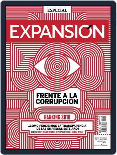 Expansión (Digital) November 1st, 2018 Issue Cover