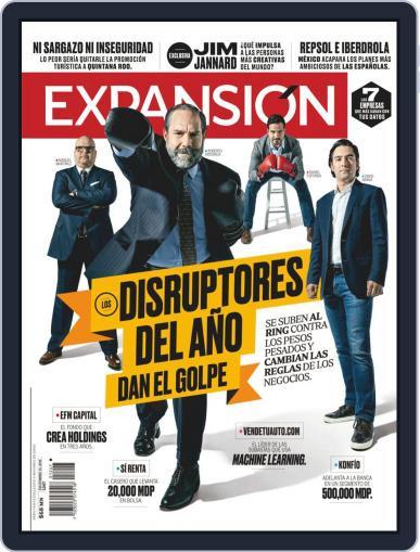 Expansión (Digital) December 15th, 2018 Issue Cover