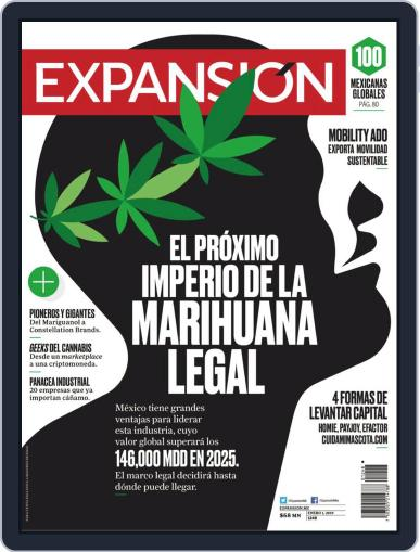 Expansión (Digital) January 1st, 2019 Issue Cover