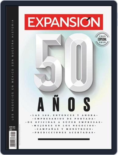 Expansión (Digital) April 2nd, 2019 Issue Cover