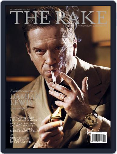 The Rake (Digital) February 1st, 2018 Issue Cover