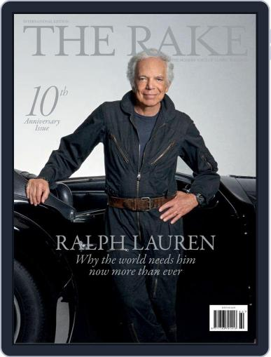 The Rake (Digital) October 1st, 2018 Issue Cover