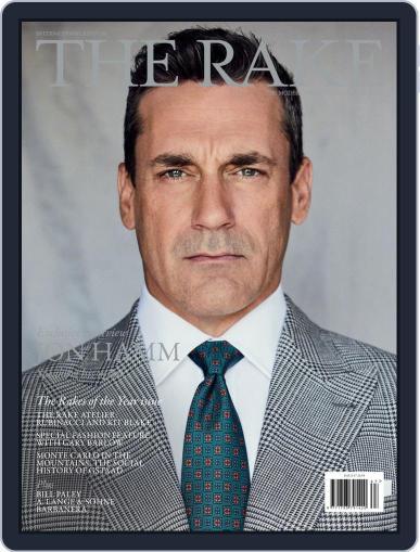 The Rake (Digital) December 1st, 2019 Issue Cover