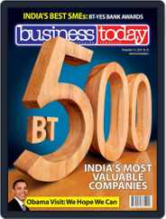 Business Today (Digital) Subscription October 27th, 2010 Issue