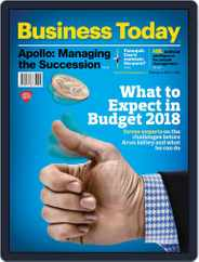 Business Today (Digital) Subscription February 11th, 2018 Issue