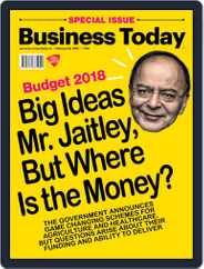 Business Today (Digital) Subscription February 25th, 2018 Issue